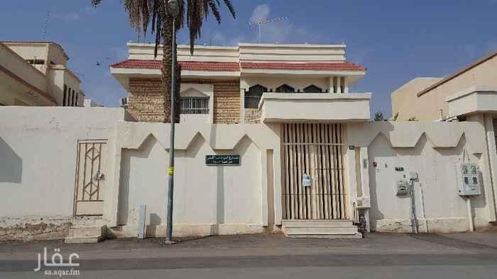 فيلا للبيع في شارع ابن داب الليثي ، حي ظهرة البديعة ، الرياض ، الرياض