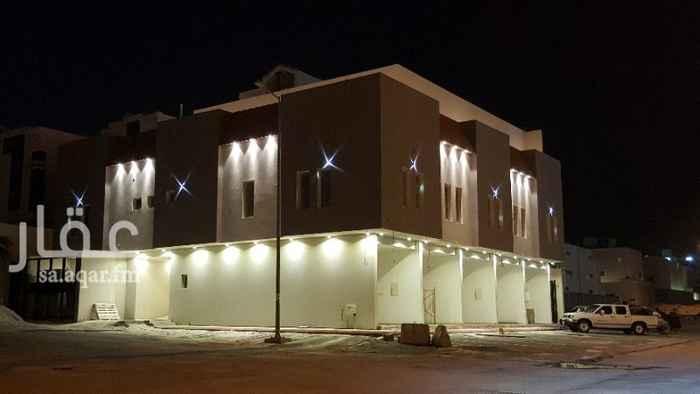 مكتب تجاري للإيجار في شارع ابحر ، حي الملقا ، الرياض