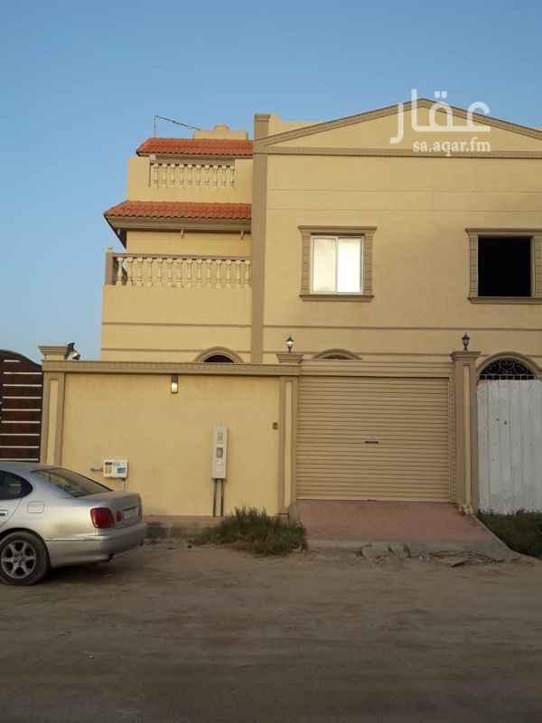 فيلا للإيجار في شارع الامير محمد بن فهد ، حي الشاطئ ، الخفجي ، الخفجى