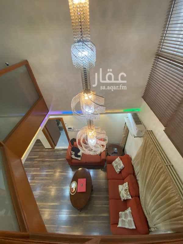 فيلا للإيجار في شارع منيفة ، حي الورود ، الرياض ، الرياض