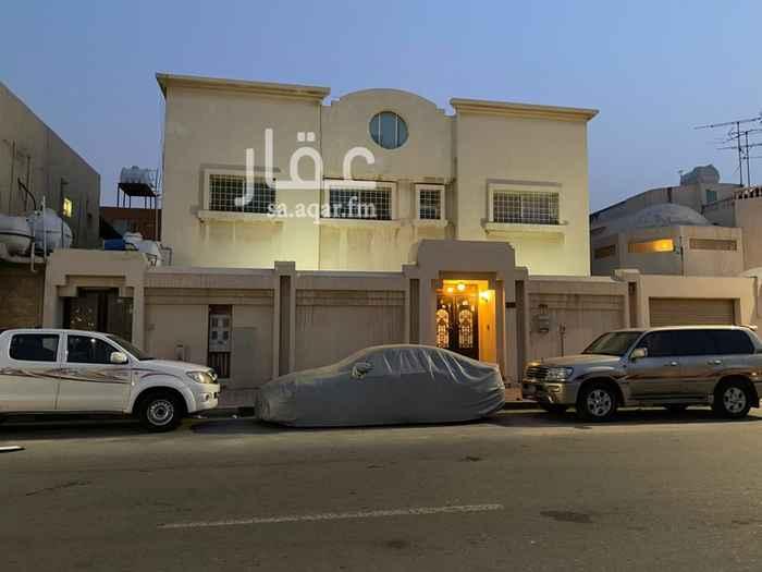 بيت للإيجار في شارع أبو فراس الحمداني ، حي الحمراء ، الدمام ، الدمام
