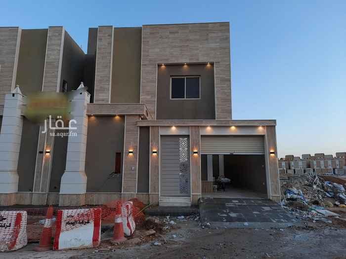 فيلا للبيع في طريق نجم الدين الأيوبي الفرعي ، حي ظهرة نمار ، الرياض ، الرياض