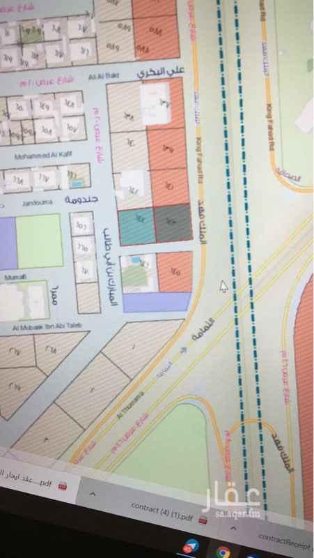 أرض للبيع في شارع المبارك بن ابي طالب ، حي العقيق ، الرياض ، الرياض