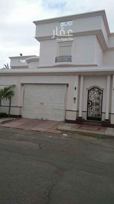 فيلا للبيع في شارع الحارث بن خزيمه ، حي النعيم ، جدة