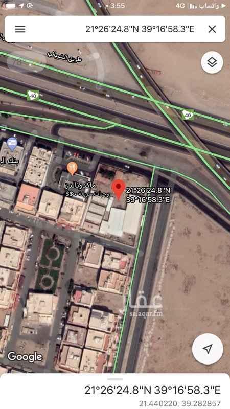 أرض للبيع في جدة ، حي الامير فواز الجنوبي ، جدة