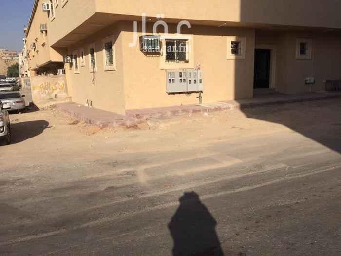 شقة للإيجار في شارع المستجدة ، حي اليمامة ، الرياض