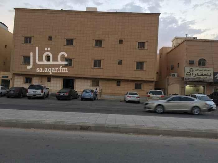 شقة للإيجار في طريق الدمام الفرعي ، حي الشهداء ، الرياض