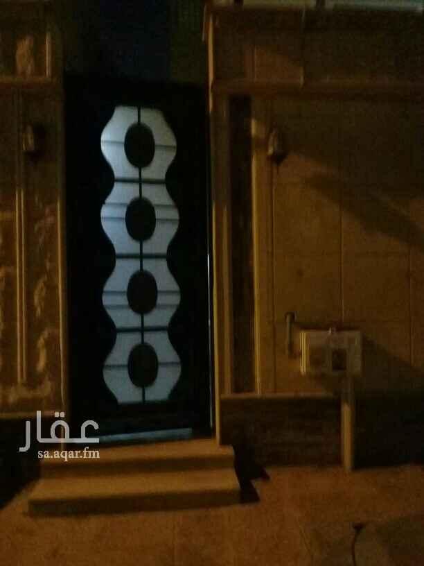 دور للإيجار في شارع الحتار ، حي الملقا ، الرياض ، الرياض