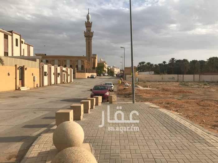 أرض للبيع في طريق الأمير فيصل بن فهد بن عبدالعزيز ، حي الرفيعة ، الرياض
