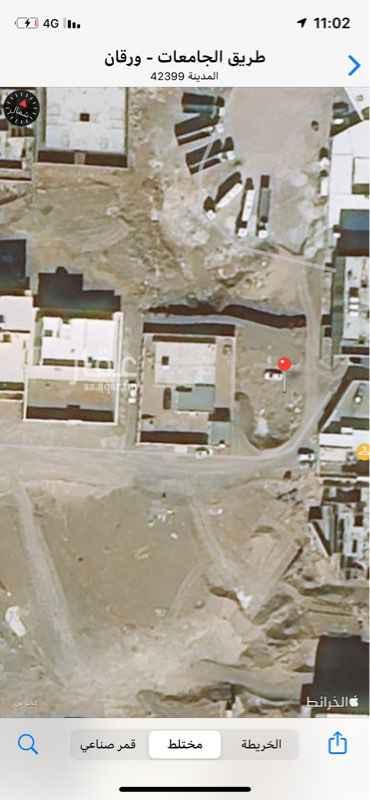 أرض للبيع في طريق الجامعات ، حي ورقان ، المدينة المنورة ، المدينة المنورة