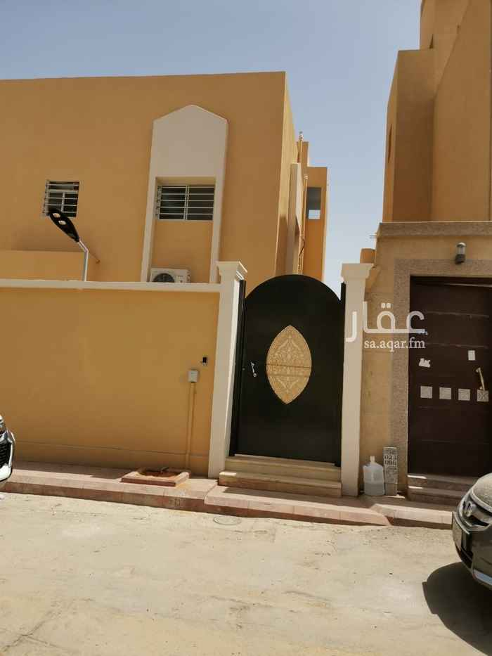 دور للإيجار في شارع ابن طوق الكاتب ، حي الشرفية ، الرياض ، الرياض