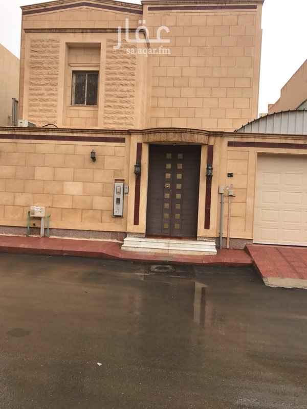فيلا للإيجار في شارع النقلة ، حي الصحافة ، الرياض