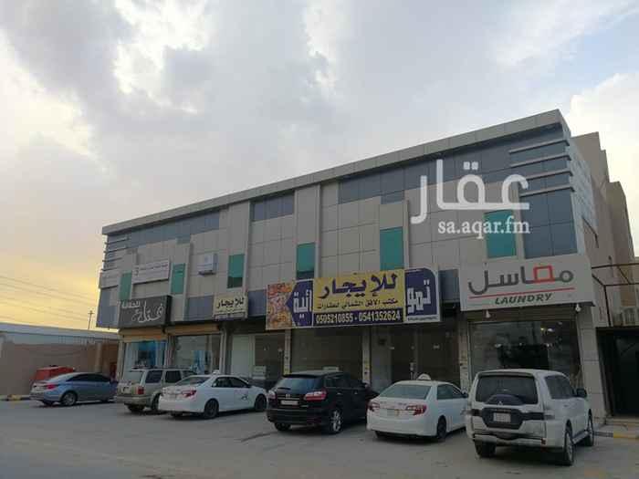 محل للإيجار في شارع الفروسية ، حي ظهرة لبن ، الرياض