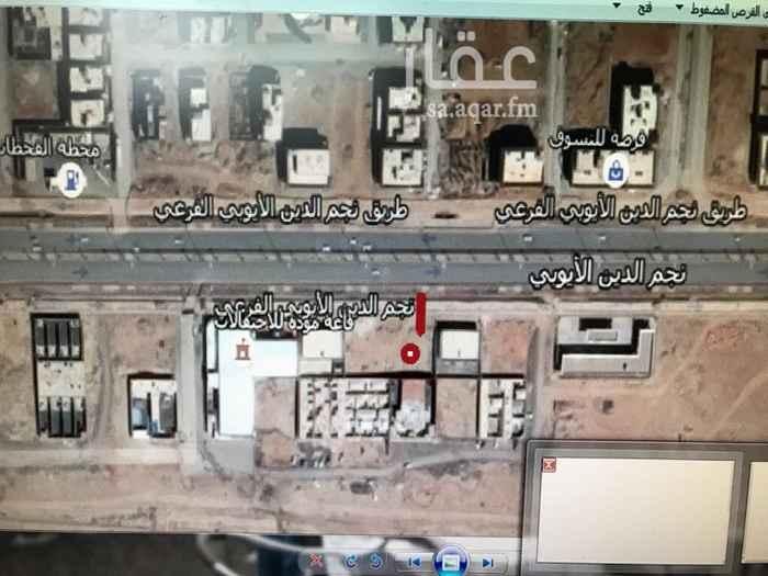 أرض للبيع في شارع نجم الدين الأيوبي الفرعي ، حي العوالي ، الرياض ، الرياض
