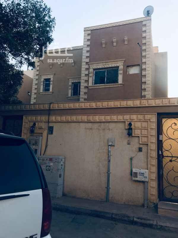 دور للإيجار في شارع محمد رشيد رضا ، حي العزيزية ، الرياض ، الرياض