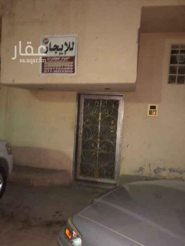 شقة للإيجار في شارع كلاب بن حمزة ، حي اليمامة ، الرياض ، الرياض