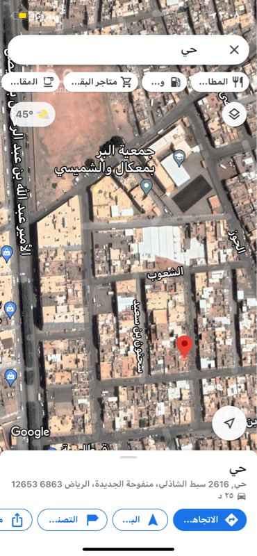 بيت للإيجار في حي ، شارع سبط الشاذلي ، حي منفوحة الجديدة ، الرياض ، الرياض