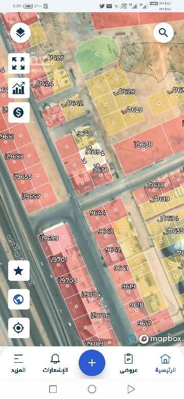 أرض للبيع في شارع الجبل الاخضر ، حي ظهرة لبن ، الرياض ، الرياض