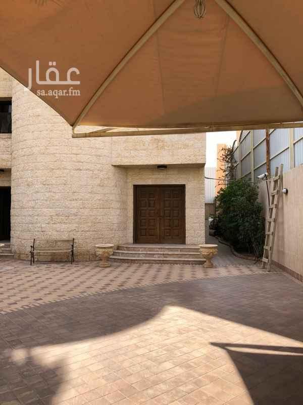 فيلا للإيجار في شارع علاء الدين الحنفي ، حي الرائد ، الرياض ، الرياض