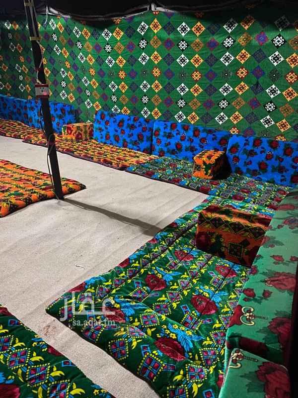 مخيم للإيجار في حريملاء