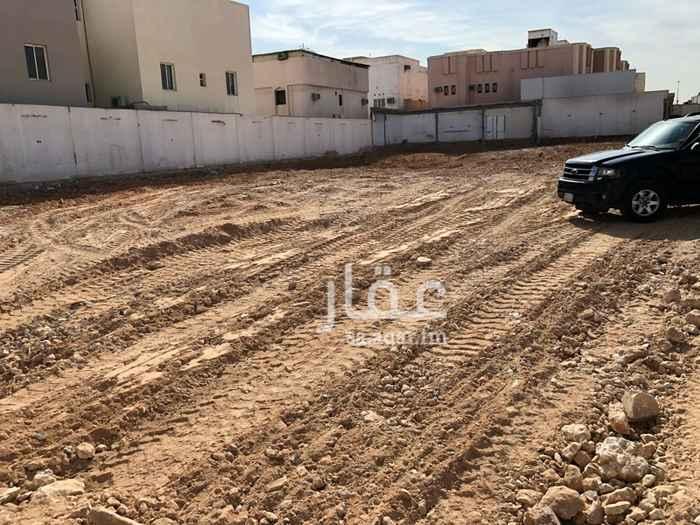 أرض للبيع في شارع الحمط ، حي الريان ، الرياض