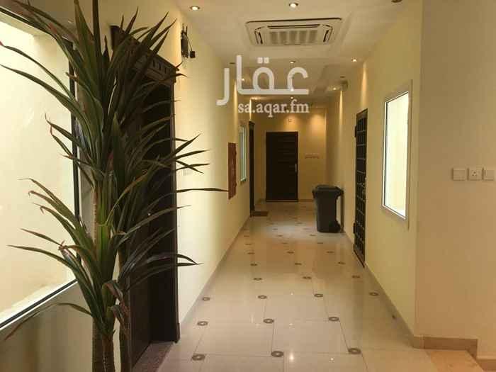 شقة للإيجار في شارع رافع بن سنان ، حي الوزارات ، الرياض