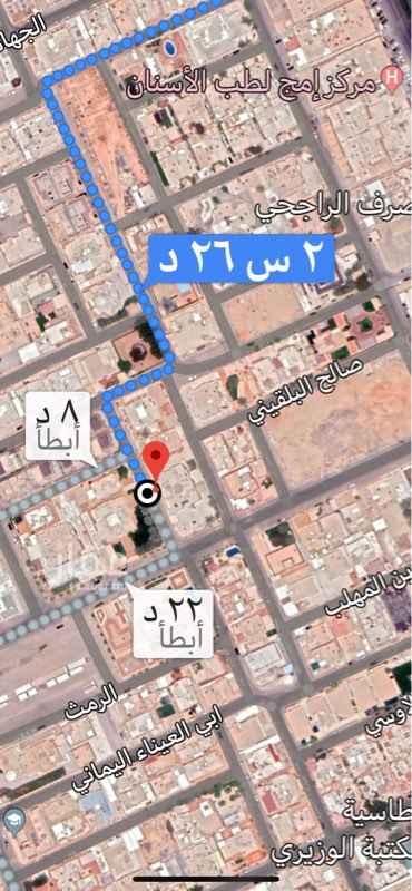 فيلا للبيع في شارع الامير سعد بن سعود بن فيصل ، حي المعذر الشمالي ، الرياض