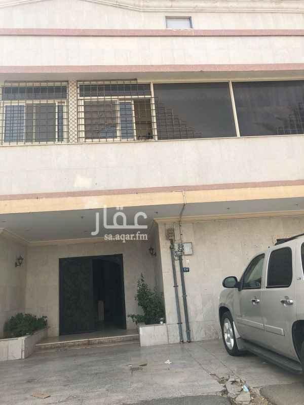 عمارة للإيجار في شارع ابو النصر الخطيب ، حي النهضة ، جدة