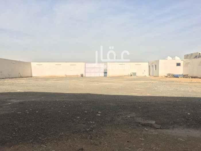 مستودع للإيجار في شارع الصفا ، حي المشاعل ، الرياض