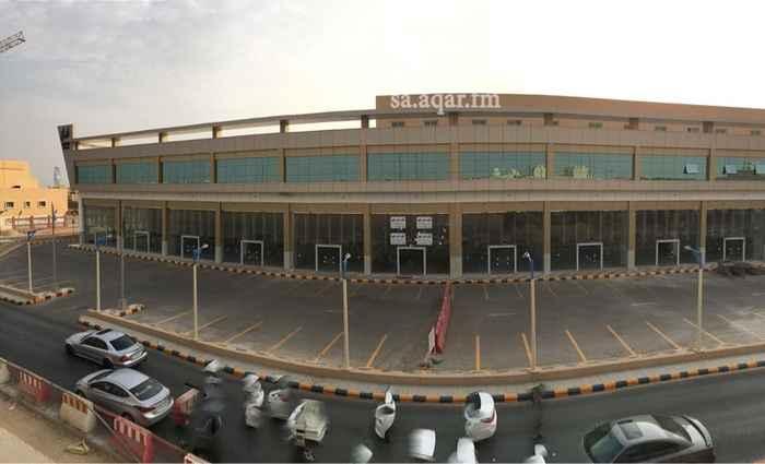 محل للإيجار في طريق الملك عبدالعزيز الفرعي, الغدير, الرياض