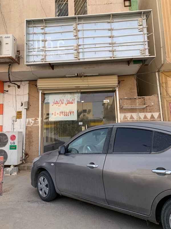 محل للإيجار في شارع الملك عبدالله بن عبدالعزيز ، حي الريان ، الخرج ، الخرج