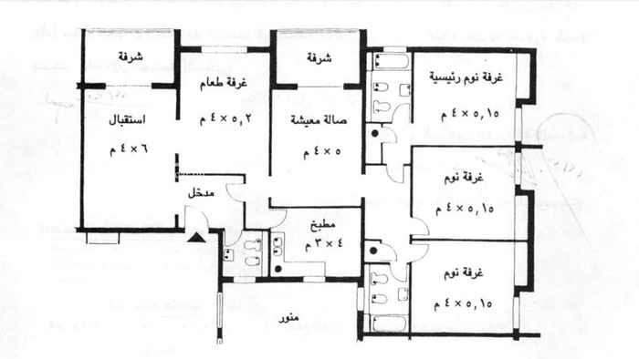 شقة للبيع في جامع الإسكان ، حي إسكان الدمام ، الدمام ، الدمام