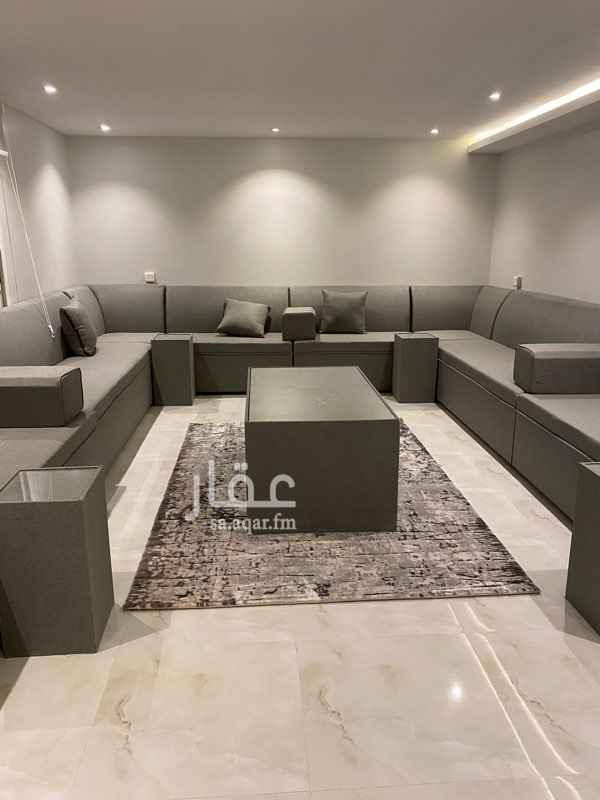 استراحة للإيجار في شارع ابحر ، حي الملقا ، الرياض ، الرياض