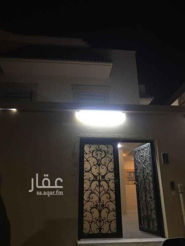 فيلا للإيجار في شارع وادي حبان ، حي غرناطة ، الرياض ، الرياض