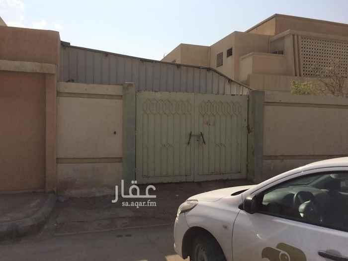 فيلا للبيع في طريق الملك فهد الفرعي ، حي المربع ، الرياض