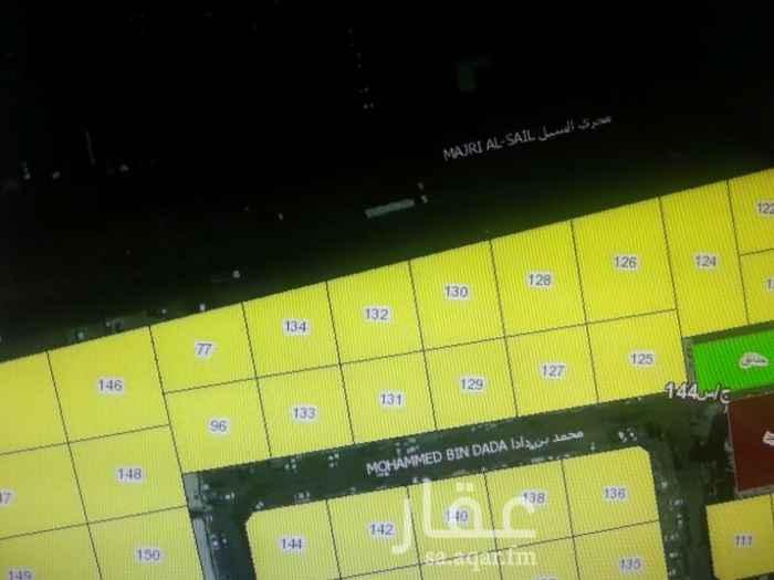 أرض للبيع في شارع المكرونة ، حي الفيصلية ، جدة