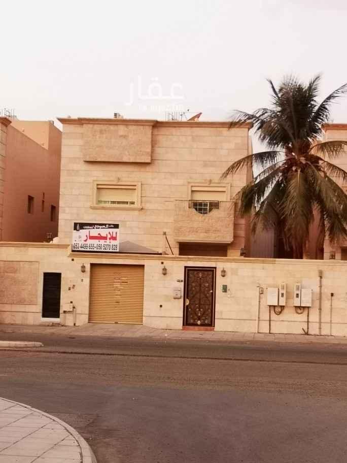 فيلا للإيجار في شارع عبدالله بن عمير ، حي المحمدية ، جدة