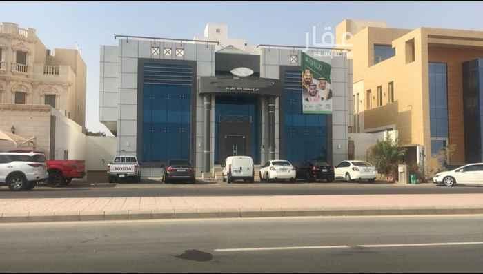 مكتب تجاري للإيجار في شارع فاطمة الزهراء ، حي المحمدية ، جدة ، جدة