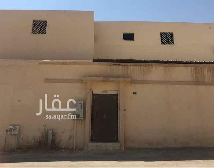 بيت للبيع في شارع رشيد الشهاب ، حي اليمامة ، الرياض ، الرياض