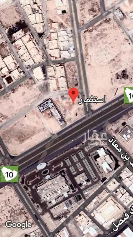 أرض للإيجار في شارع الامير سلطان بن عبدالعزيز, البرج, الخرج
