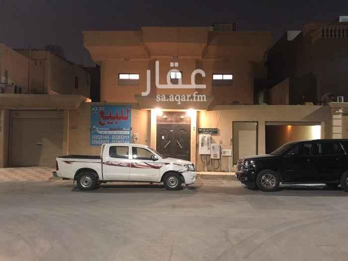 فيلا للبيع في شارع حسين بن سهل ، حي الروضة ، الرياض ، الرياض