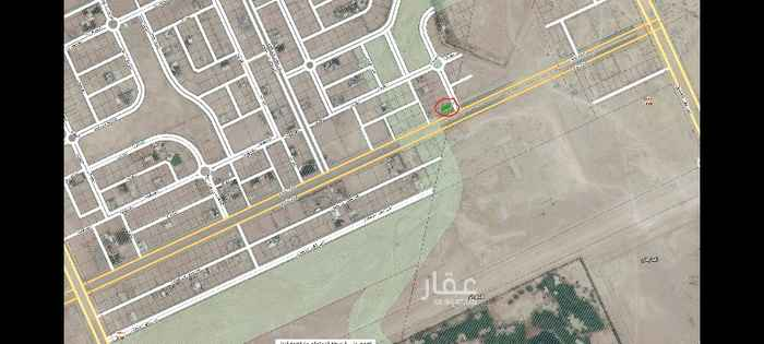أرض للإيجار في حي بنبان ، الرياض ، الرياض