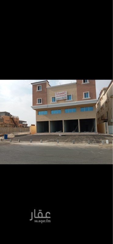 محل للإيجار في طريق ابو حدرية ، حي المنار ، الدمام ، الدمام