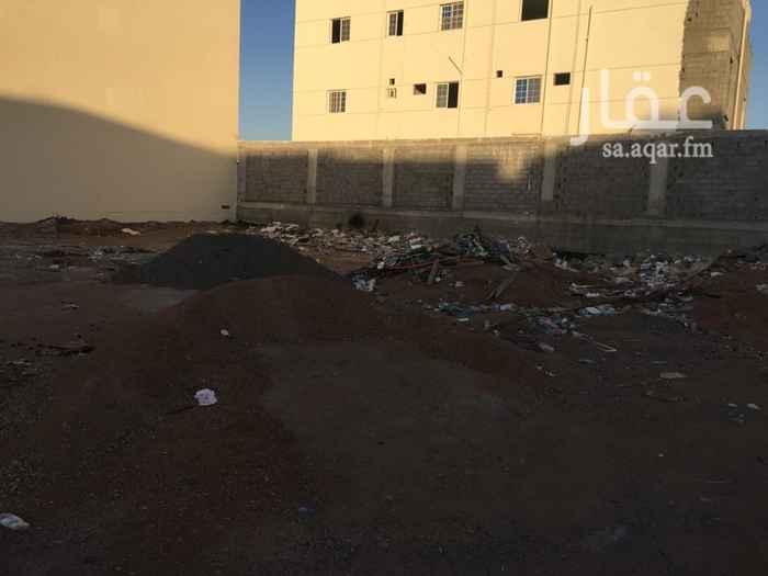 أرض للإيجار في شارع عبداالله بن عائذ ، المدينة المنورة