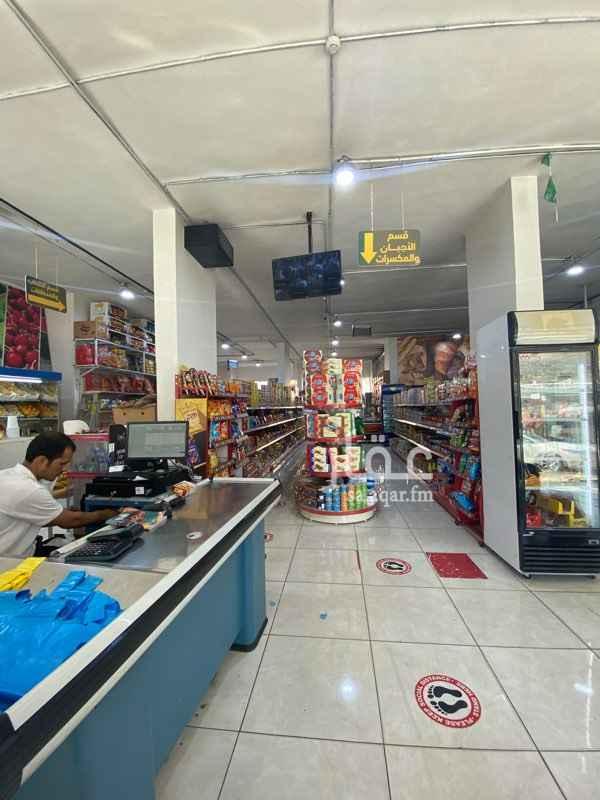 محل للبيع في شارع حسين سرحان ، حي جبل النور ، مكة ، مكة المكرمة