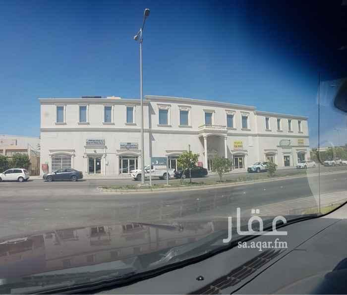 مكتب تجاري للإيجار في شارع ابن سيناء ، حي المدينة الصناعية الأولى ، الدمام ، الدمام