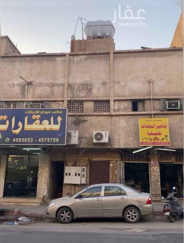 عمارة للبيع في حي ، شارع منفوحة ، حي سكيرينة ، الرياض ، الرياض