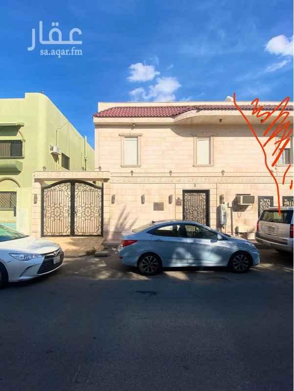 فيلا للإيجار في شارع اركان الحمد ، حي النهضة ، جدة ، جدة