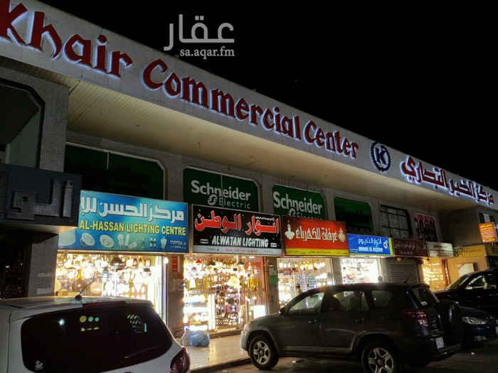 محل للإيجار في شارع البلدية ، حي العزيزية ، جدة ، جدة