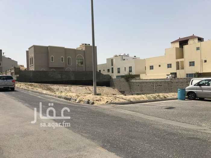 أرض للبيع في شارع خطاب بن بشر ، حي الدوحة الجنوبية ، الظهران